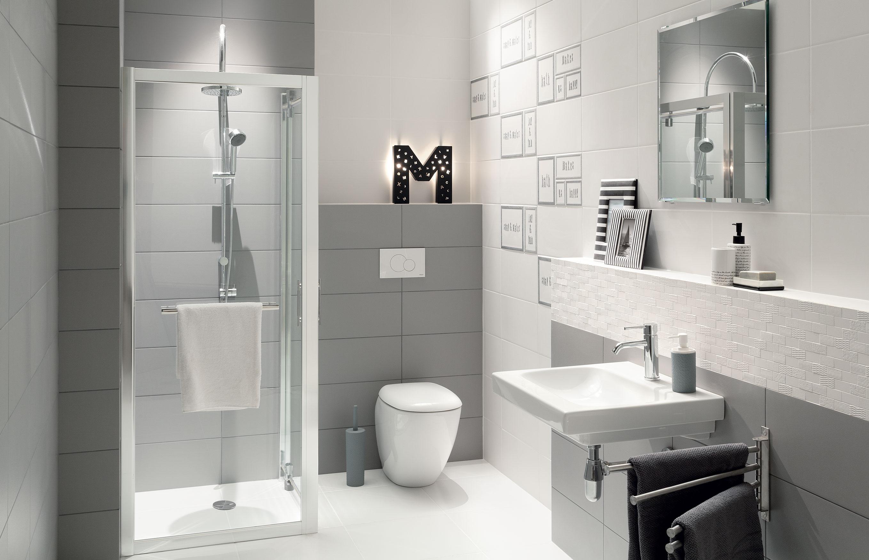 Grafite łazienka Ceramika Dominopl