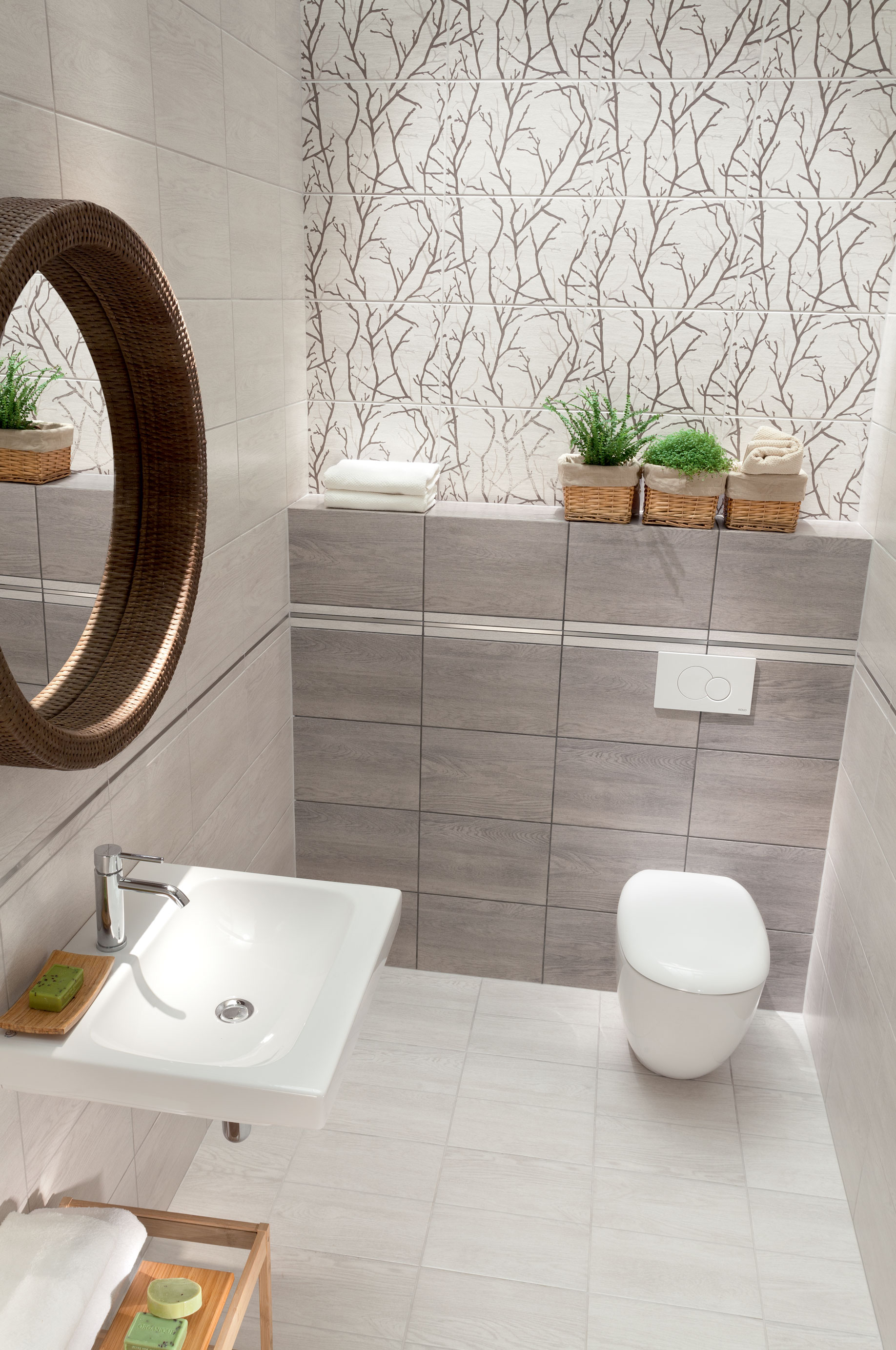 Inverno Bathroom Ceramika Domino Pl