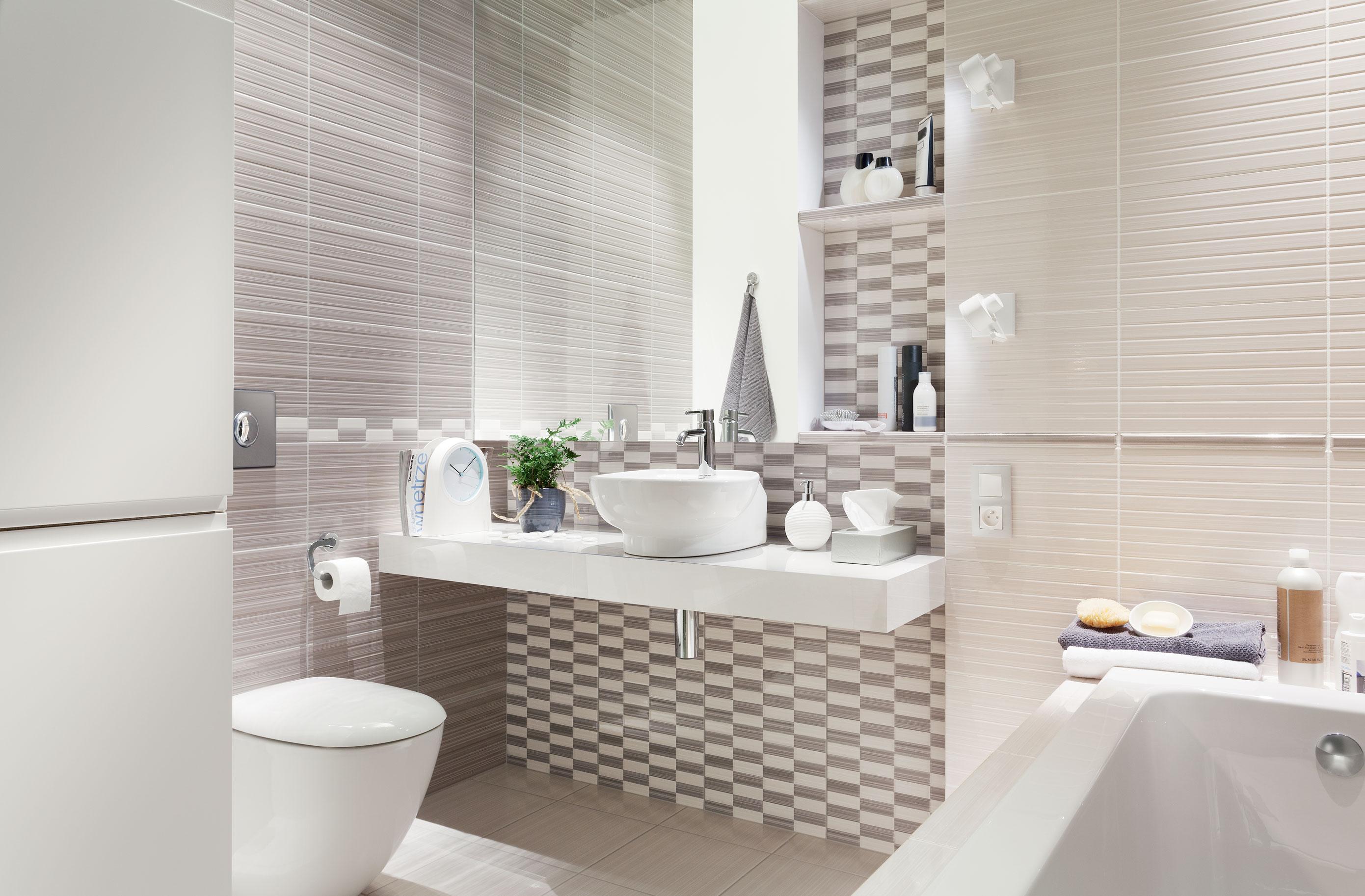 Kiribati łazienka Ceramika Dominopl