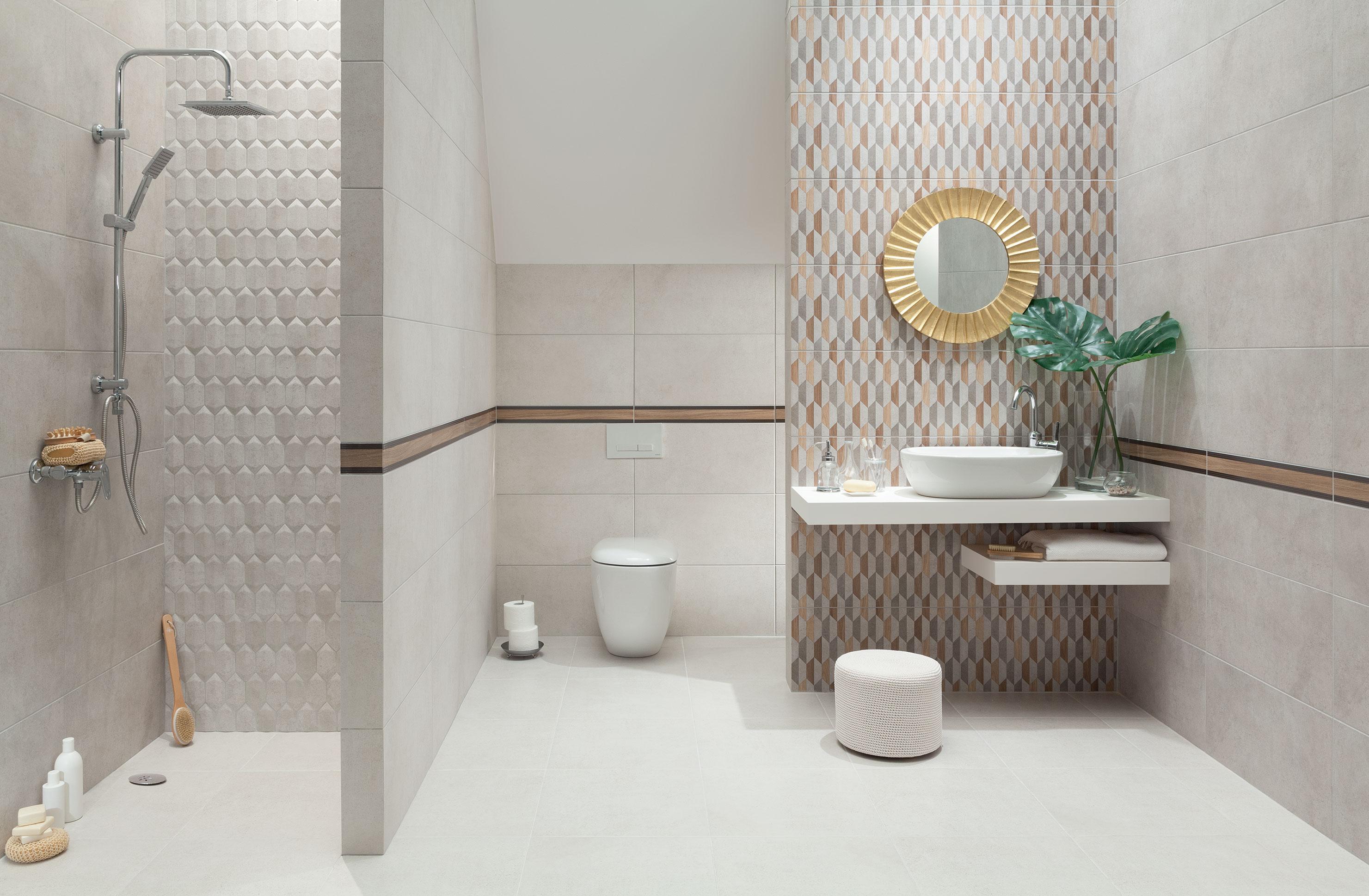 Dover łazienka Ceramika Dominopl