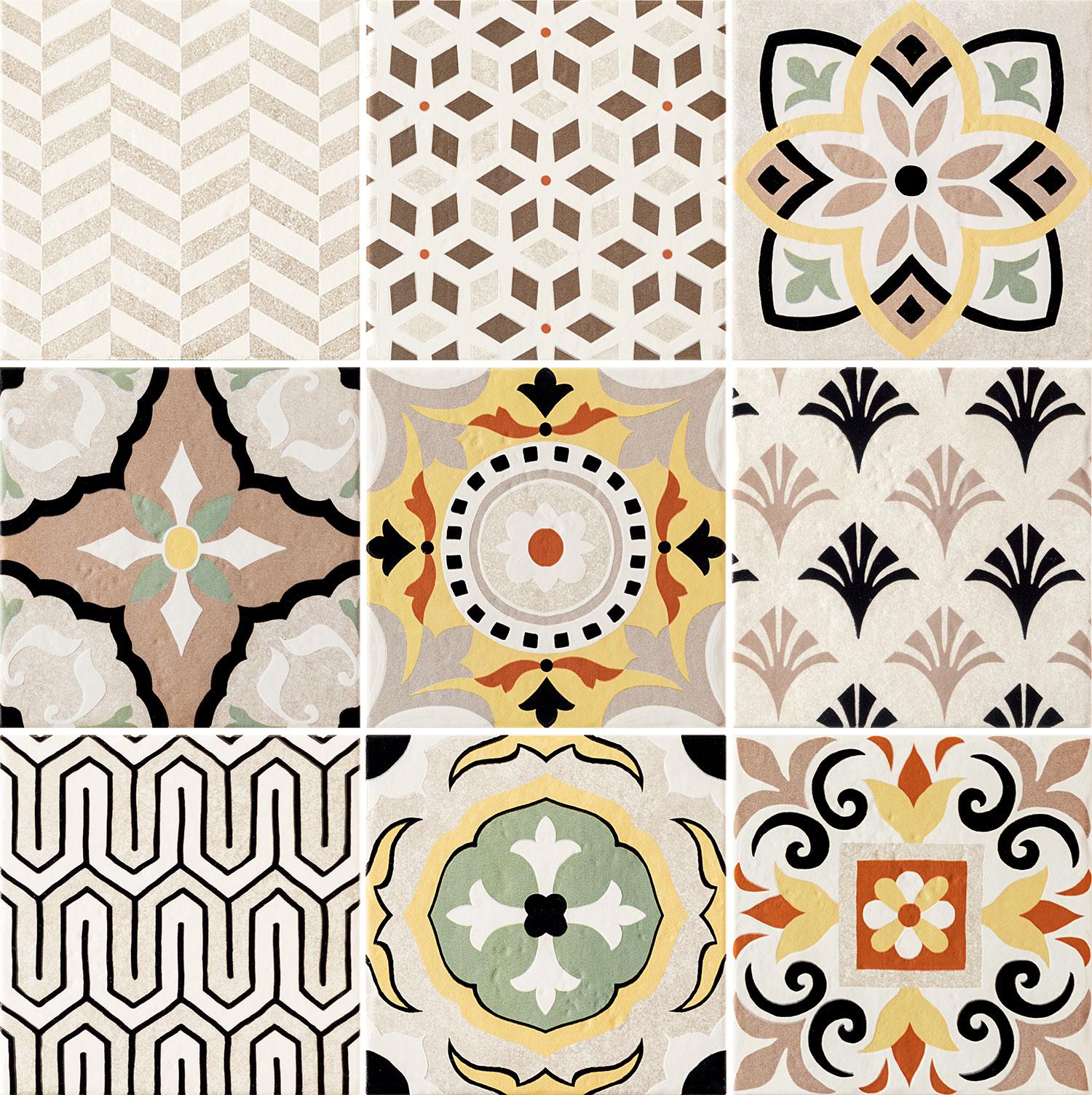 Prowansja patchwork