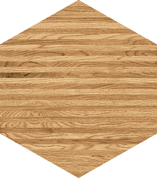 Flare wood hex
